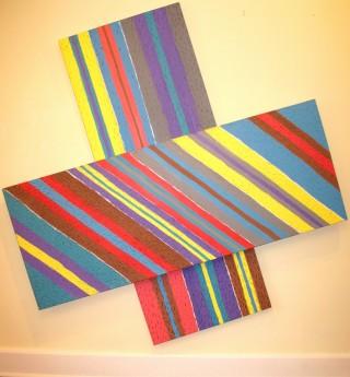 Six Colors Cross